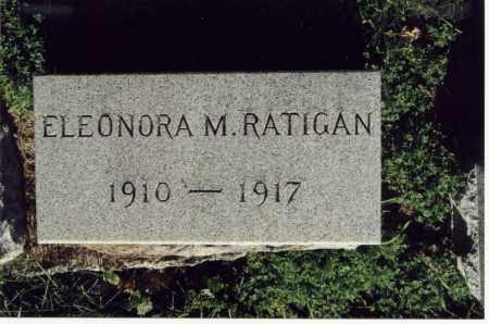 RATIGAN, ELEONORA M. - Monroe County, New York | ELEONORA M. RATIGAN - New York Gravestone Photos