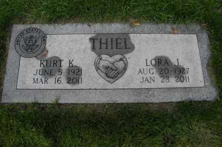 THIEL, KURT K - Monroe County, New York | KURT K THIEL - New York Gravestone Photos