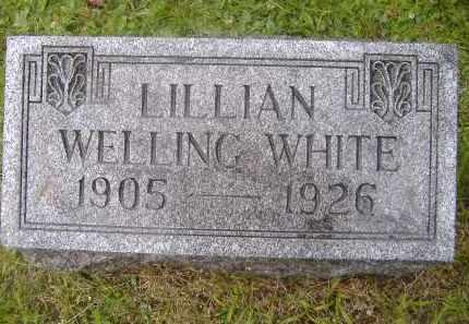 WELLINGTON, LILLIAN - Monroe County, New York   LILLIAN WELLINGTON - New York Gravestone Photos