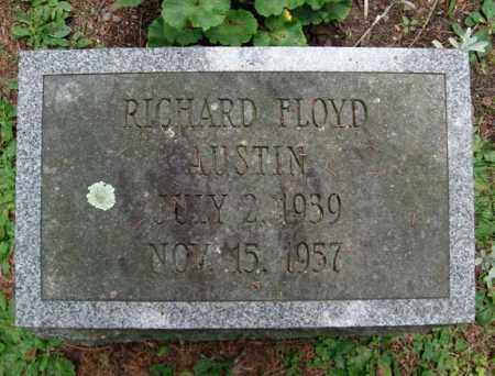 AUSTIN, RICHARD FLOYD - Montgomery County, New York   RICHARD FLOYD AUSTIN - New York Gravestone Photos