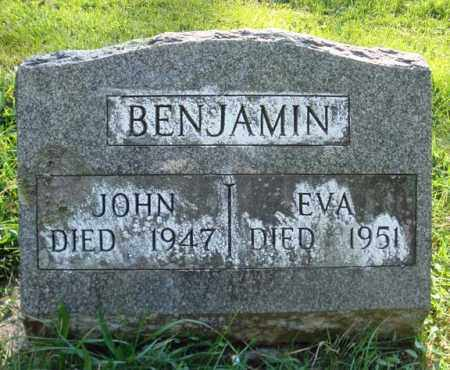 BENJAMIN, EVA - Montgomery County, New York | EVA BENJAMIN - New York Gravestone Photos
