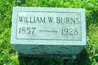 BURNS, WILLIAM WELLINGTON - Montgomery County, New York | WILLIAM WELLINGTON BURNS - New York Gravestone Photos