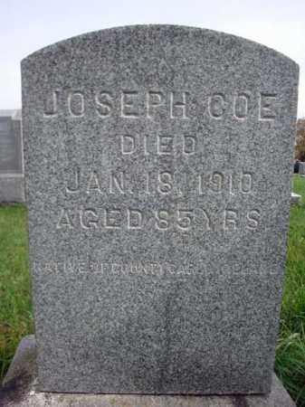 COE, JOSEPH - Montgomery County, New York   JOSEPH COE - New York Gravestone Photos