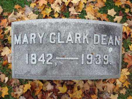 CLARK, MARY - Montgomery County, New York | MARY CLARK - New York Gravestone Photos