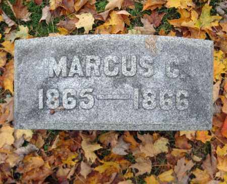 DEAN, MARCUS C - Montgomery County, New York | MARCUS C DEAN - New York Gravestone Photos