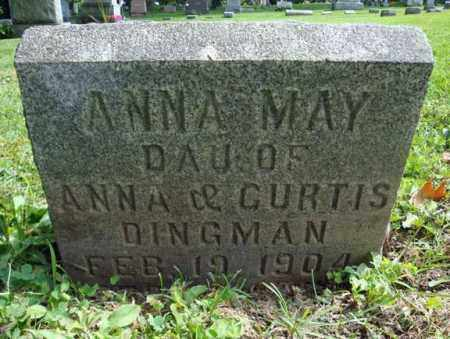 DINGMAN, ANNA MAY - Montgomery County, New York | ANNA MAY DINGMAN - New York Gravestone Photos