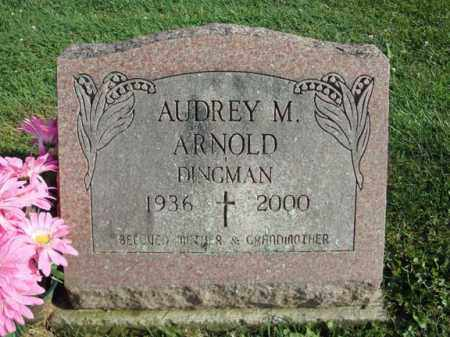 ARNOLD, AUDREY M - Montgomery County, New York | AUDREY M ARNOLD - New York Gravestone Photos