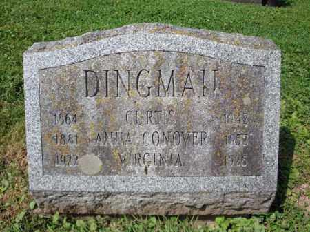 DINGMAN, VIRGINA - Montgomery County, New York | VIRGINA DINGMAN - New York Gravestone Photos