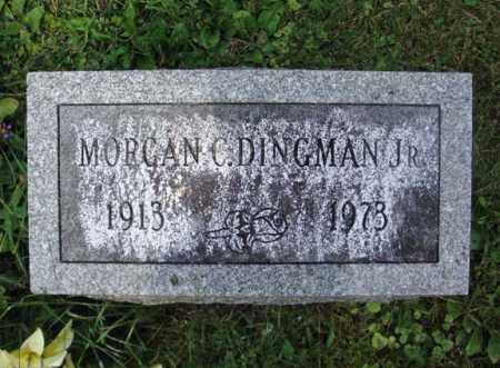 DINGMAN, MORGAN C - Montgomery County, New York | MORGAN C DINGMAN - New York Gravestone Photos