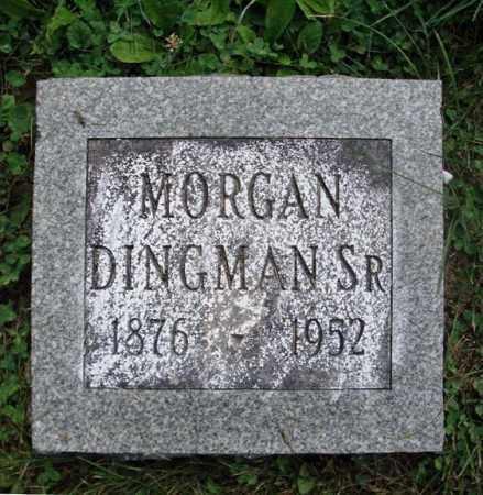 DINGMAN, MORGAN - Montgomery County, New York   MORGAN DINGMAN - New York Gravestone Photos
