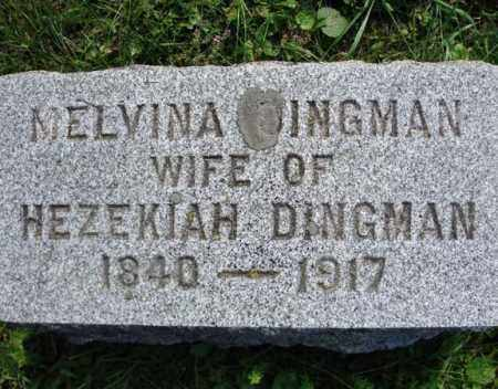 DINGMAN, MELVINA - Montgomery County, New York | MELVINA DINGMAN - New York Gravestone Photos