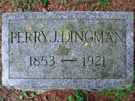 DINGMAN, PERRY J - Montgomery County, New York | PERRY J DINGMAN - New York Gravestone Photos