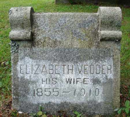 EDWARDS, ELIZABETH - Montgomery County, New York | ELIZABETH EDWARDS - New York Gravestone Photos