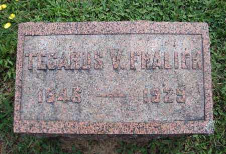 FRALICK, TECARUS V - Montgomery County, New York | TECARUS V FRALICK - New York Gravestone Photos