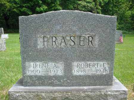 FRASER, IRENE A - Montgomery County, New York | IRENE A FRASER - New York Gravestone Photos
