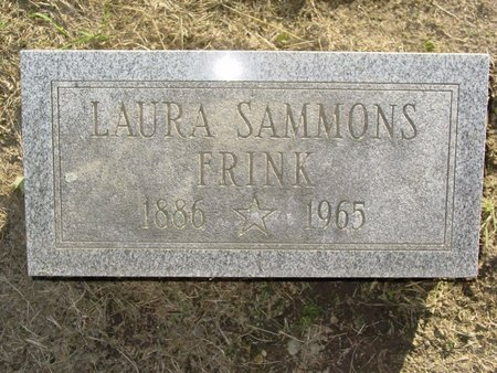 FRINK, LAURA MAE - Montgomery County, New York | LAURA MAE FRINK - New York Gravestone Photos