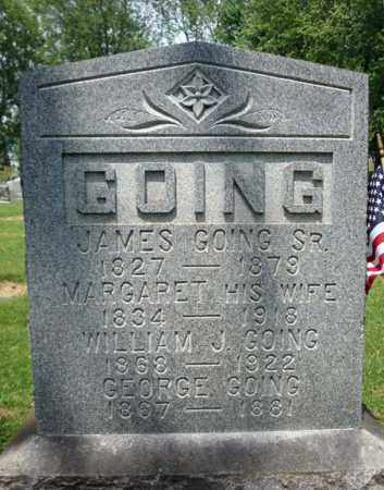 GOING, GEORGE - Montgomery County, New York | GEORGE GOING - New York Gravestone Photos