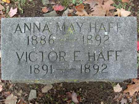 HAFF, ANNA MAY - Montgomery County, New York | ANNA MAY HAFF - New York Gravestone Photos