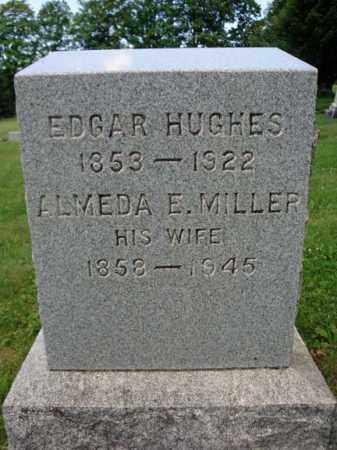 HUGHES, EDGAR - Montgomery County, New York | EDGAR HUGHES - New York Gravestone Photos