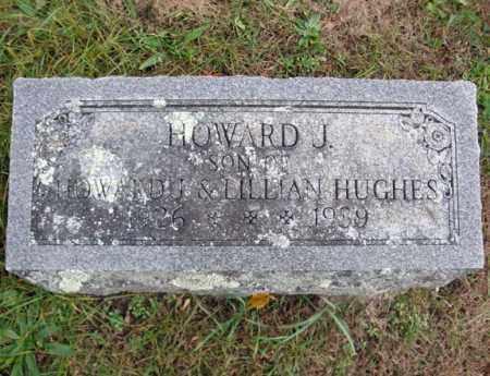 HUGHES, HOWARD J - Montgomery County, New York | HOWARD J HUGHES - New York Gravestone Photos