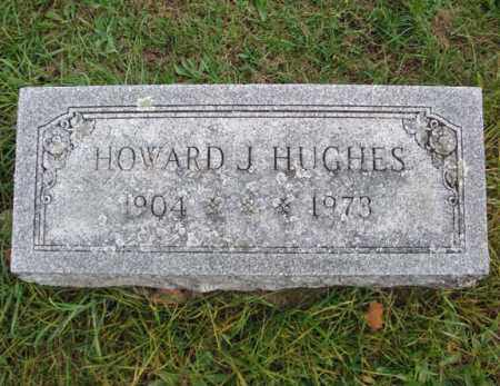 HUGHES, HOWARD J - Montgomery County, New York | HOWARD J HUGHES - New York Gravestone Photos