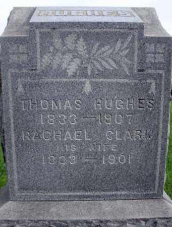 HUGHES, THOMAS - Montgomery County, New York | THOMAS HUGHES - New York Gravestone Photos