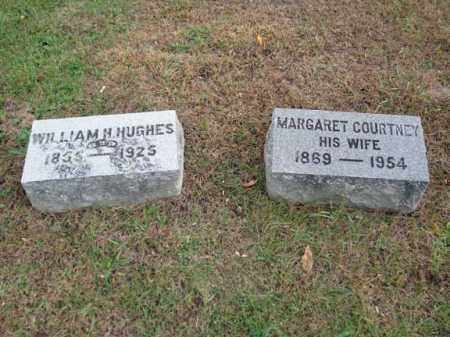 COURTNEY HUGHES, MARGARET - Montgomery County, New York | MARGARET COURTNEY HUGHES - New York Gravestone Photos