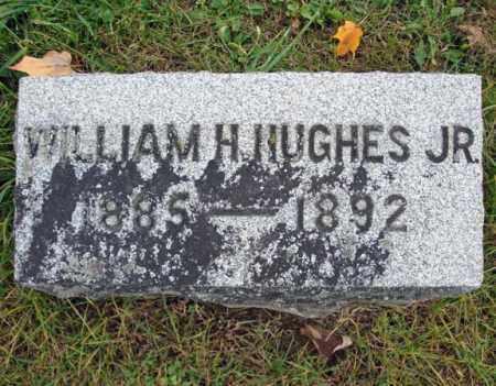 HUGHES, WILLIAM H - Montgomery County, New York   WILLIAM H HUGHES - New York Gravestone Photos