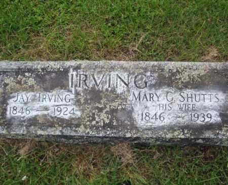 SHUTTS IRVING, MARY C - Montgomery County, New York | MARY C SHUTTS IRVING - New York Gravestone Photos
