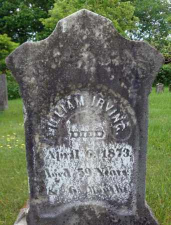 IRVING, WILLIAM - Montgomery County, New York | WILLIAM IRVING - New York Gravestone Photos