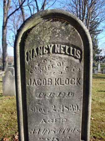 NELLIS, NANCY - Montgomery County, New York | NANCY NELLIS - New York Gravestone Photos