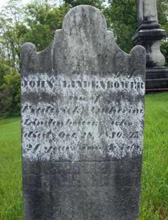 LINDENBOWER, JOHN - Montgomery County, New York | JOHN LINDENBOWER - New York Gravestone Photos