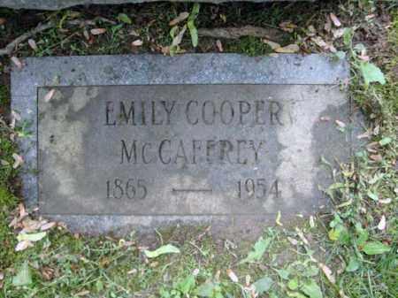 COOPER MCCAFFREY, EMILY - Montgomery County, New York | EMILY COOPER MCCAFFREY - New York Gravestone Photos