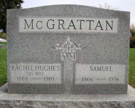HUGHES MCGRATTAN, RACHEL - Montgomery County, New York | RACHEL HUGHES MCGRATTAN - New York Gravestone Photos