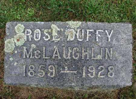 MCLAUGHLIN, ROSE - Montgomery County, New York | ROSE MCLAUGHLIN - New York Gravestone Photos