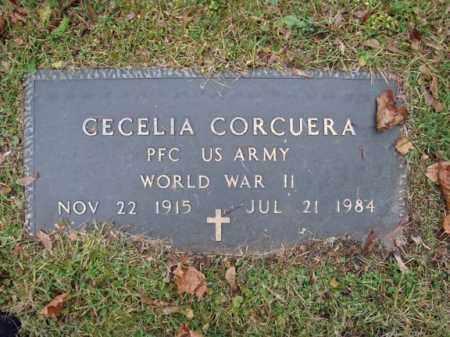 CORCUERA MURPHY (WWII), CECELIA - Montgomery County, New York | CECELIA CORCUERA MURPHY (WWII) - New York Gravestone Photos