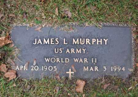 MURPHY (WWII), JAMES L - Montgomery County, New York | JAMES L MURPHY (WWII) - New York Gravestone Photos