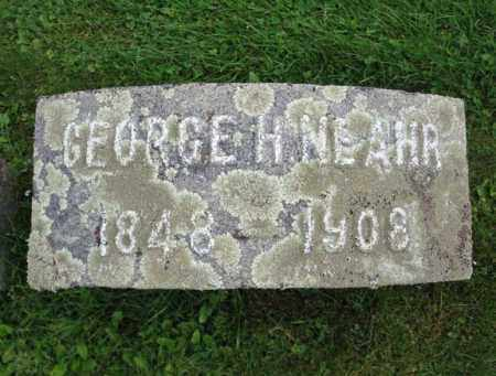 NEAHR, GEORGE H - Montgomery County, New York | GEORGE H NEAHR - New York Gravestone Photos
