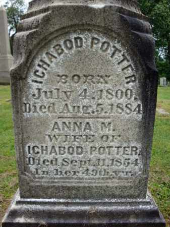 POTTER, ANNA M - Montgomery County, New York | ANNA M POTTER - New York Gravestone Photos