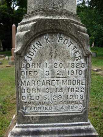 POTTER, MARGARET - Montgomery County, New York | MARGARET POTTER - New York Gravestone Photos