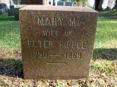 RIPPLE, MARY M - Montgomery County, New York | MARY M RIPPLE - New York Gravestone Photos