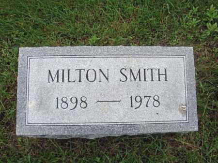 SMITH, MILTON - Montgomery County, New York | MILTON SMITH - New York Gravestone Photos