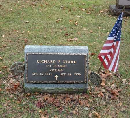 STARK, RICHARD P - Montgomery County, New York | RICHARD P STARK - New York Gravestone Photos