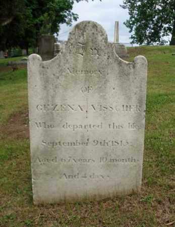 VISSCHER, GEZENA - Montgomery County, New York | GEZENA VISSCHER - New York Gravestone Photos