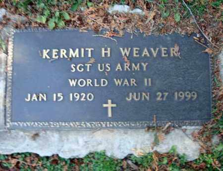 WEAVER, KERMIT H - Montgomery County, New York | KERMIT H WEAVER - New York Gravestone Photos