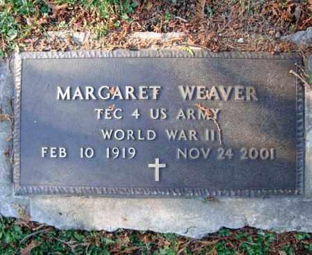 WEAVER, MARGARET - Montgomery County, New York | MARGARET WEAVER - New York Gravestone Photos