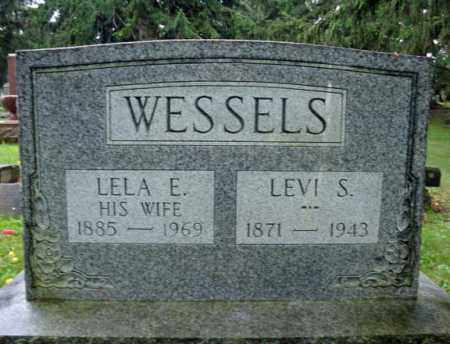 WESSELS, LEVI S - Montgomery County, New York | LEVI S WESSELS - New York Gravestone Photos