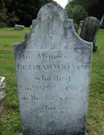 WILLIAMS, BETIHAH - Montgomery County, New York   BETIHAH WILLIAMS - New York Gravestone Photos