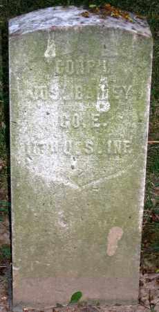 BAILEY (1812), JOSEPH - Niagara County, New York   JOSEPH BAILEY (1812) - New York Gravestone Photos