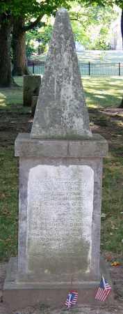 CHRYSTIE (1812), JOHN - Niagara County, New York | JOHN CHRYSTIE (1812) - New York Gravestone Photos